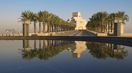 qatar islamic art