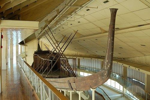 cairo boat museum