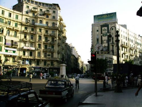 cairo downtown