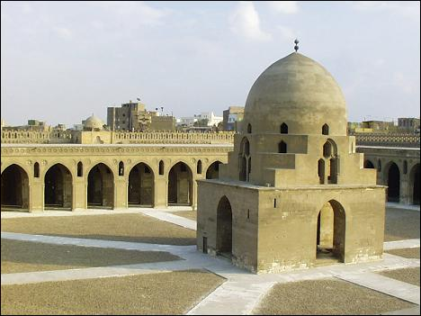 cairo ibn tulun