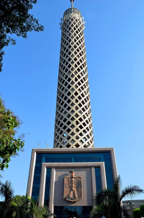cairo tower 2