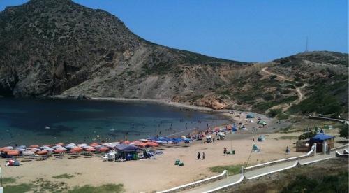 oran madagh-beach-oran-algeria
