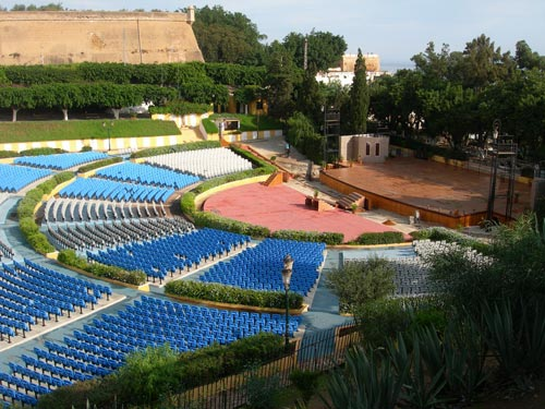 oran open air theater