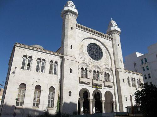 oran synagogue