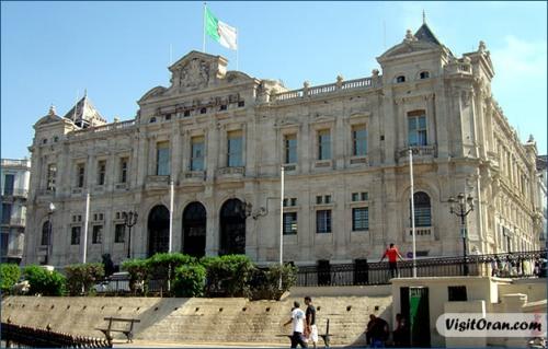 oran town hall