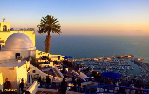 tunis sidi bou said 2