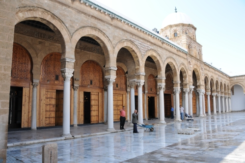 tunis zaytouna mosque 2
