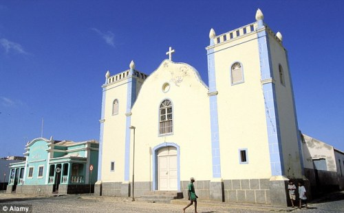 cape sal rei church