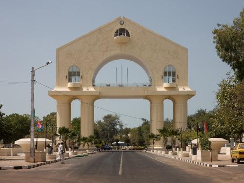 Arch 22, Banjul