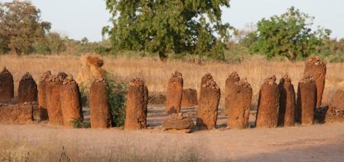 gambia wassau stone circles