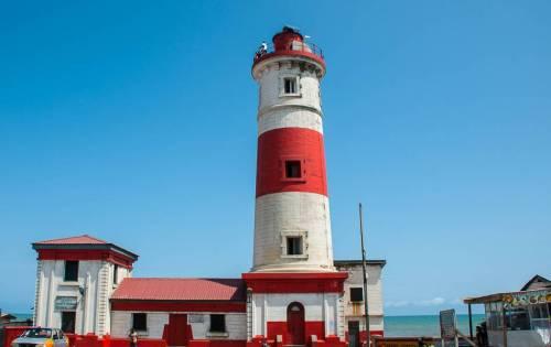 ghana jamestown lighthouse