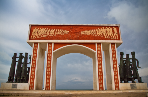 ouidah door of no return