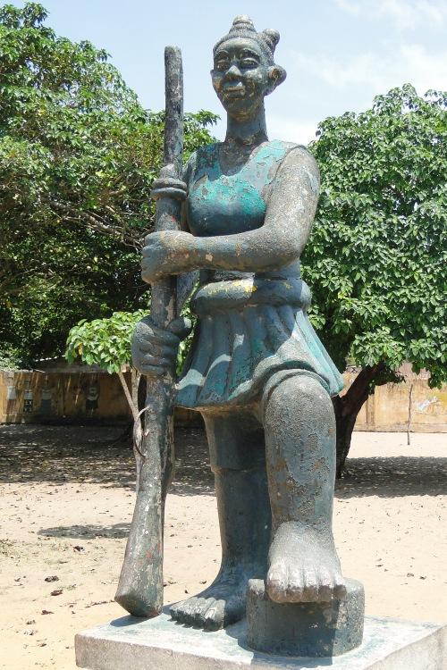 ouidah slave route