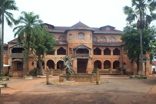 cam foumban royal palace