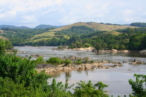 gabon lastourvill Lakeman River