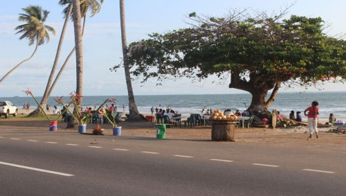 gabon Seaside-Boulevard