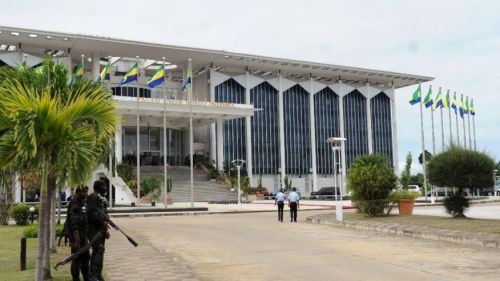 gabon the senate