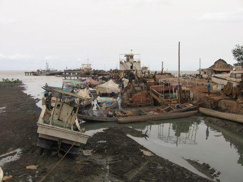guinea bissau port