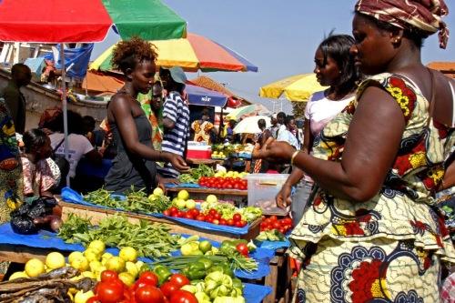 guinea Mercado-de-Bandim