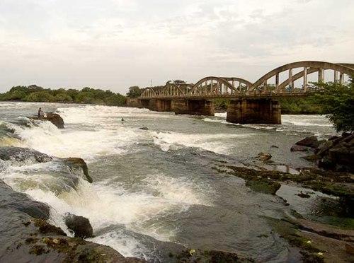 guinea Saltinho-Waterfalls-Guinea-Bissau