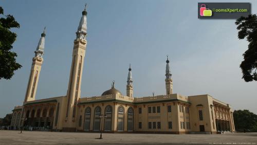 mali mosque