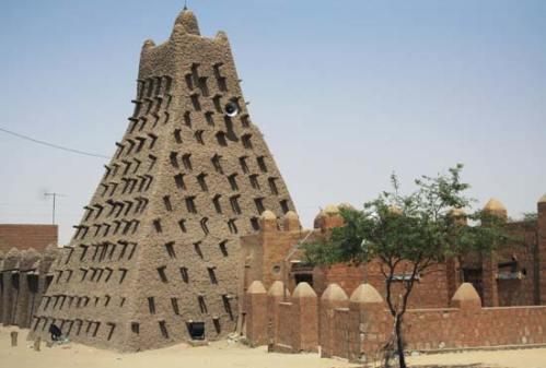 mali timbuktu mosque