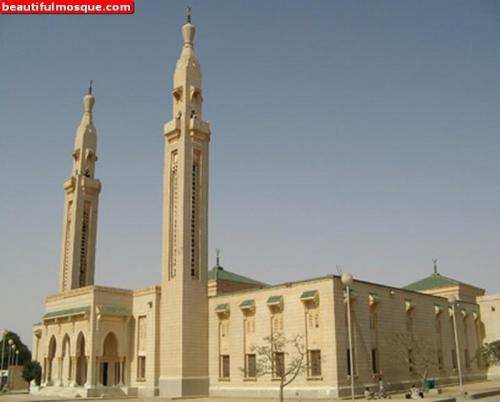 mau grand mosque