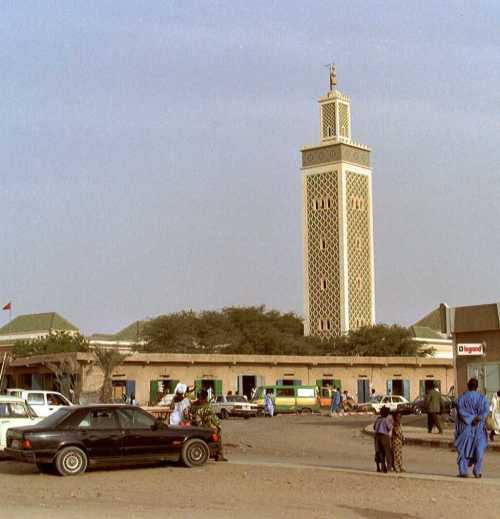 mau mosque marocaine