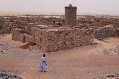 mau tichit mosque