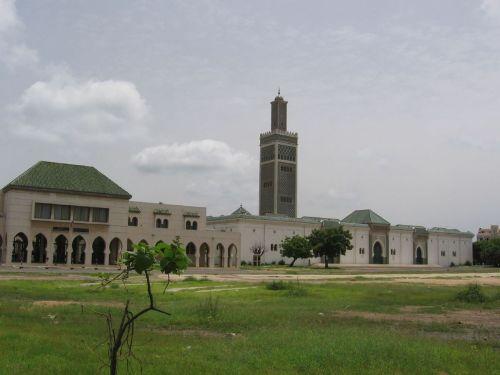 sen grand mosque