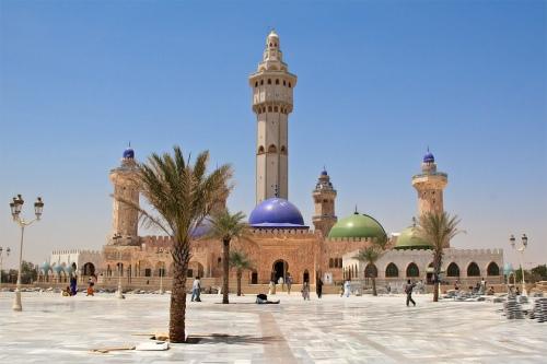 sen touba grand mosque