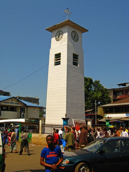 sierra clock tower