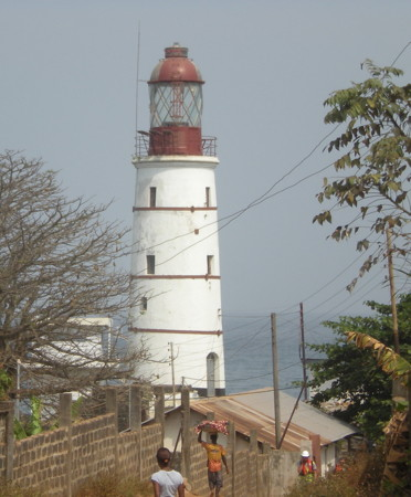 sierra lighthouse