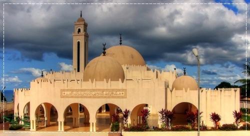 sierra mosque