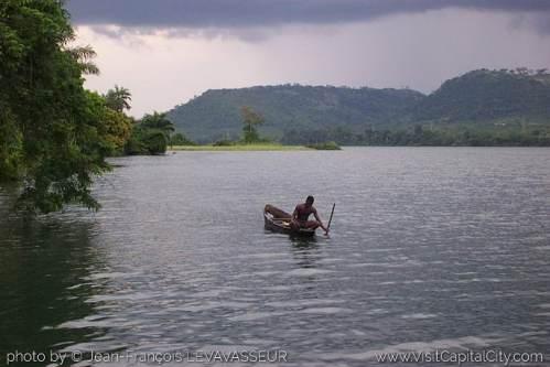 togo Lake-Volta-Togo