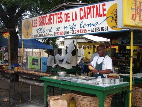 togo street food