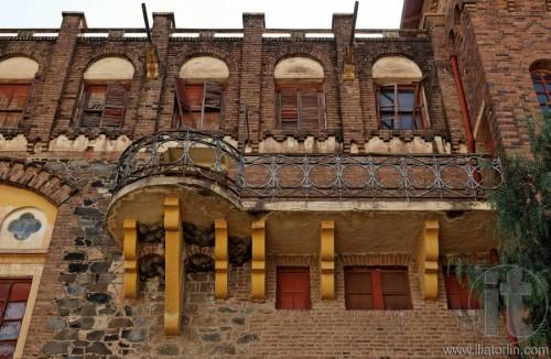 Opera House, Theatre. Asmara. Eritrea. Africa.