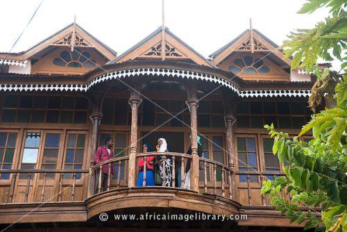 Sherif Harari City Museum (Ras Tafari House), Harar, Ethiopia