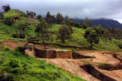 ethi lalibela Rock-Hewn-Churches-of-Lalibela