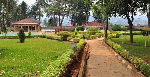 rwanda state house museum garden