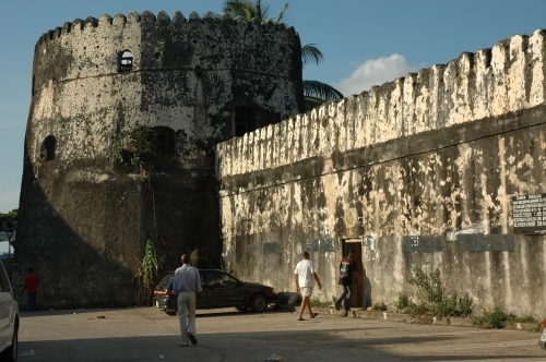 La ville de pierre de Zanzibar (République-Unie de Tanzanie)