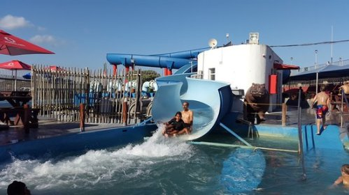 cape muizenberg-water-slides