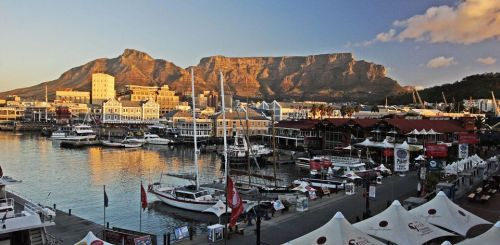 cape waterfront