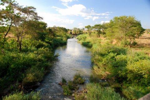 mal lilongwe river