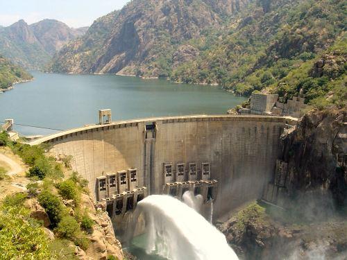 moza lake cahora dam