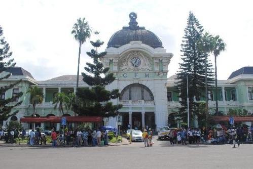 moza train station