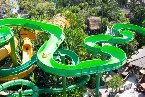 bali waterbom-bali-constrictor