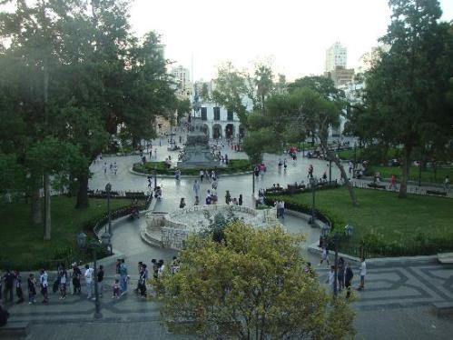 cor plaza st. martin
