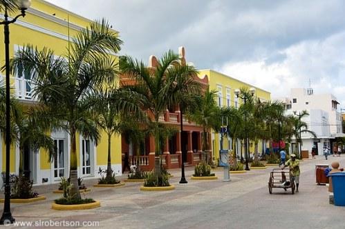 Cozumel San Miguel Square 1