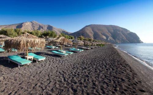 Thira Fira Perissa Oia Ammoudi Thirassia  Greece island cyclades